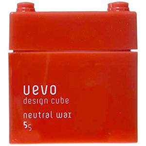 ウェーボ デザインキューブ ニュートラルワックス neutral wax